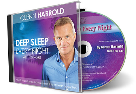 Deep Sleep Every Night Hypnosis CD et MP3